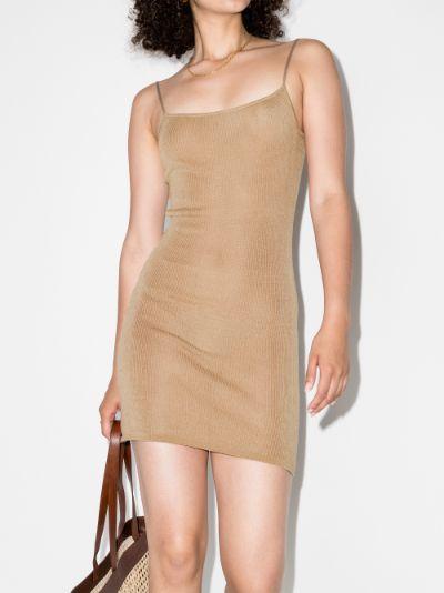 Nina Knitted Mini Dress