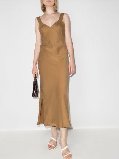 Zoe slip dress