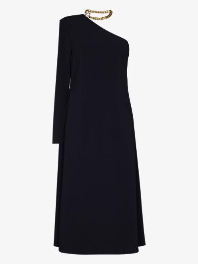 Christie Chain Collar Dress