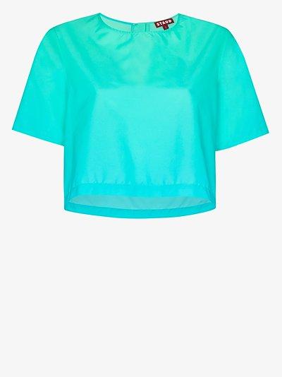 Teigan cropped T-shirt