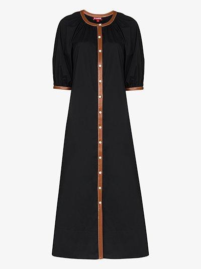 Vincent puff sleeve dress