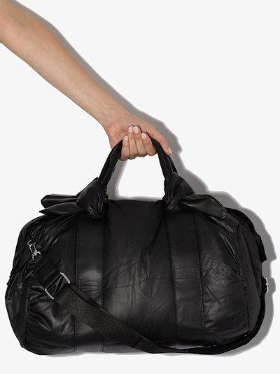 X New Balance Black duffle bag