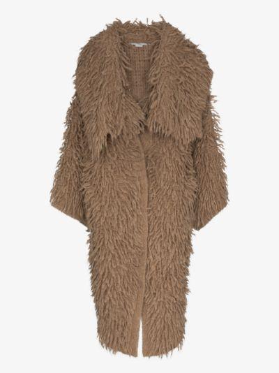 exaggerated collar coat