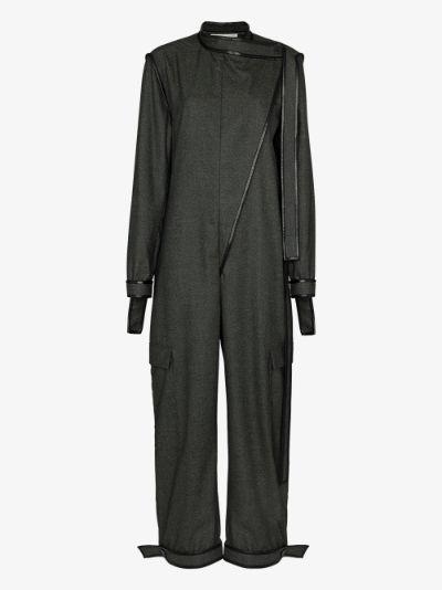 Gwyneth wool jumpsuit