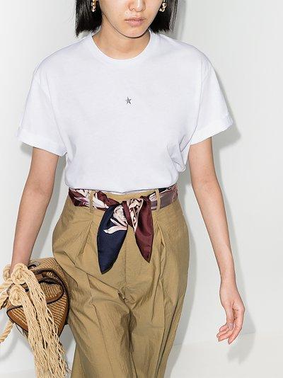mini star cotton T-shirt