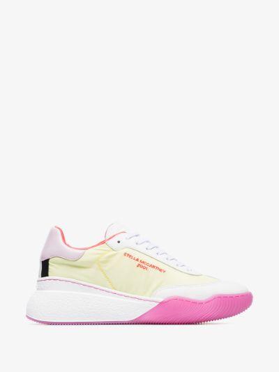 multicoloured Loop low top sneakers
