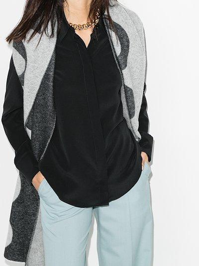 Willow silk shirt