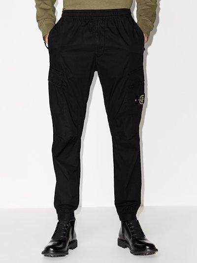 cargo pocket track pants