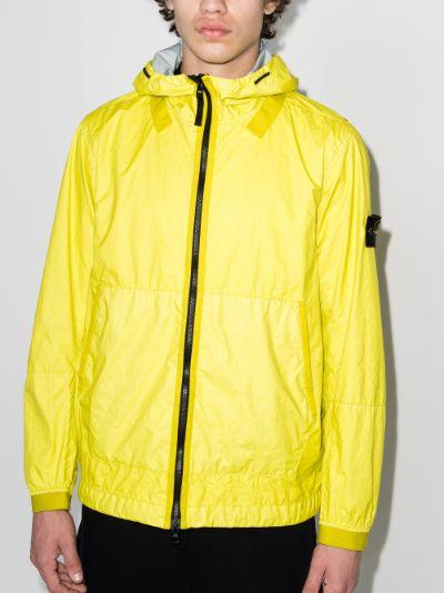 Membrana 3L TC hooded jacket