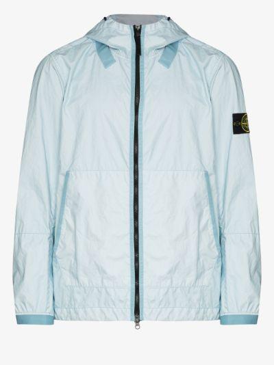Membrana Hooded Jacket