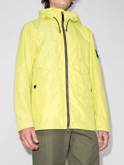 Micro Reps hooded jacket