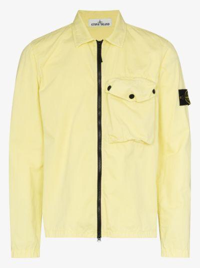 zip shirt jacket
