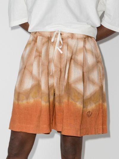 Bridge cotton Bermuda shorts