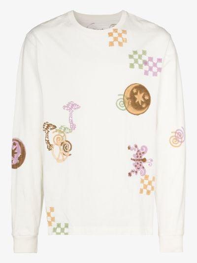 Grateful Spiral Trip organic cotton T-shirt