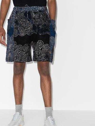 Onda Bark Twin Spiral shorts