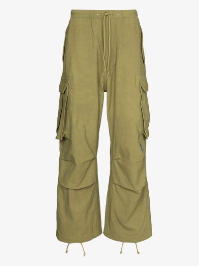 Peace organic cotton trousers