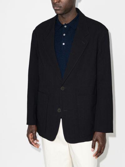 conde relaxed blazer