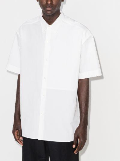 Sorono oversized cotton shirt