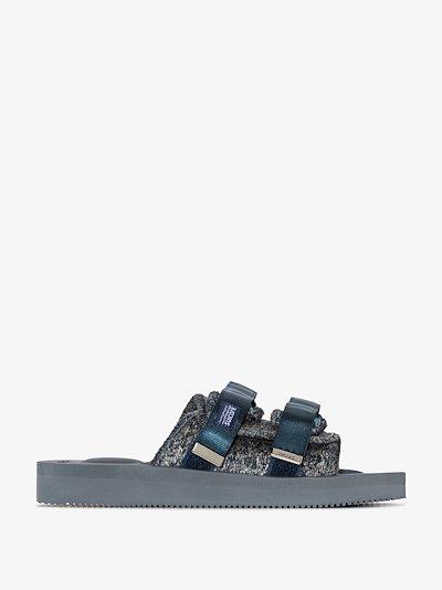 navy OG-056 VHL sandals