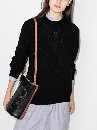 Alpa wool sweater