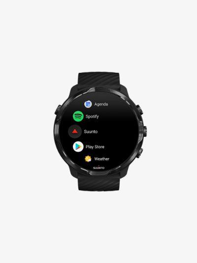 Black 7 smartwatch
