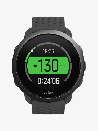 Grey 3 Fitness smartwatch