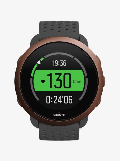 Slate grey 3 Fitness smartwatch