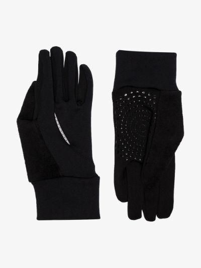 black running gloves