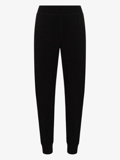 Gary luxe fleece track pants