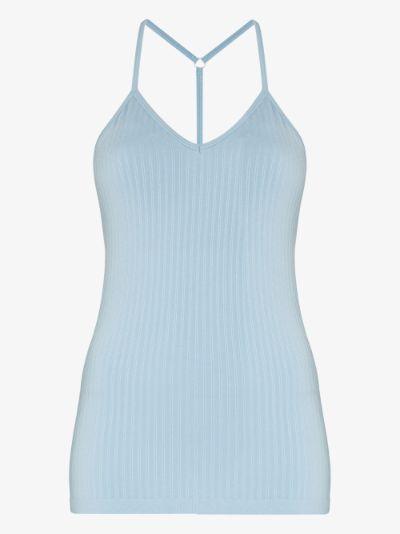 Namaste yoga vest top