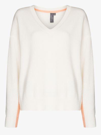 Recline wool sweater