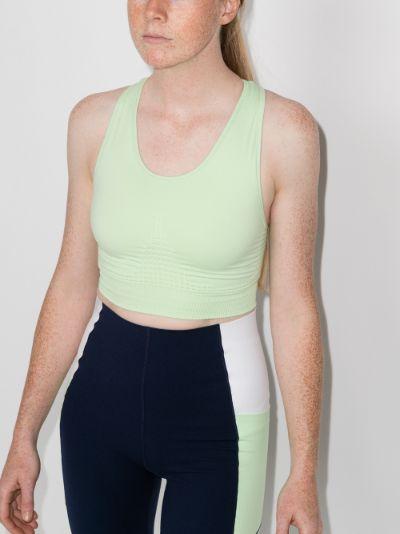 Stamina longline sports bra