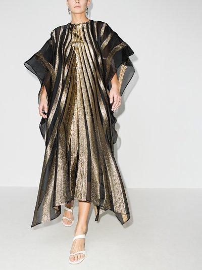 Mrs. Loren stripe dress