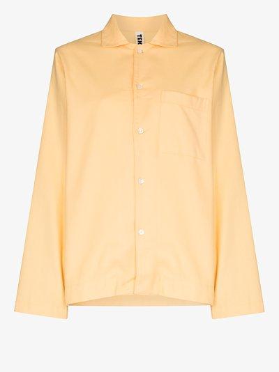 flannel pyjama shirt