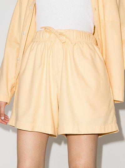 flannel Pyjama Shorts