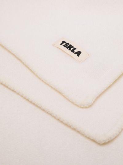 White Wool Blanket