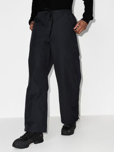 black Arda ski trousers