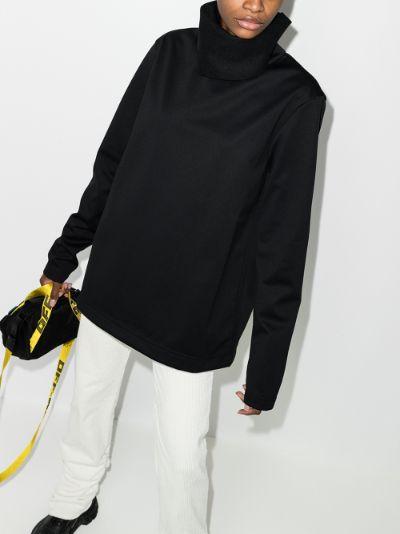 Tildas turtleneck sweatshirt