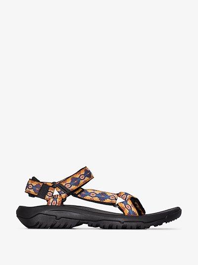 multicoloured Hurricane XLT2 sandals
