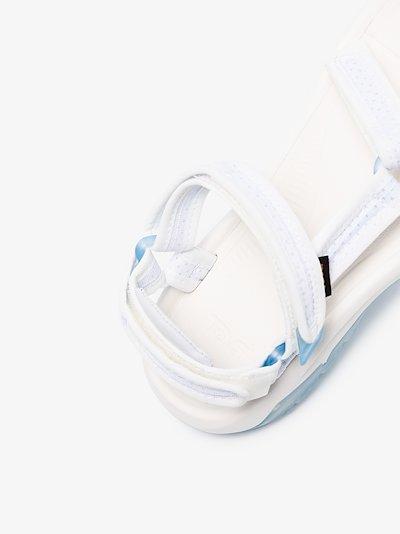 white Hurricane XLT2 sandals