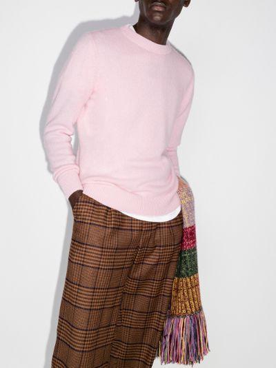 Simple cashmere sweater