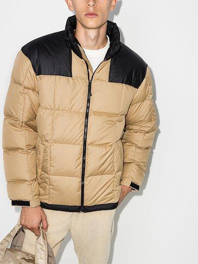 beige Lhotse puffer jacket