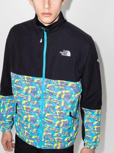 Black Black Box zip-up jacket