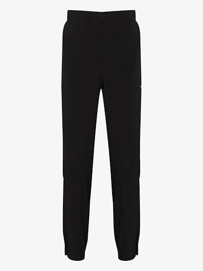black Mountek logo sweatpants