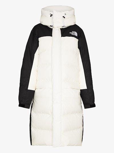 Himalayan puffer coat