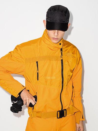 yellow Steep Tech jacket