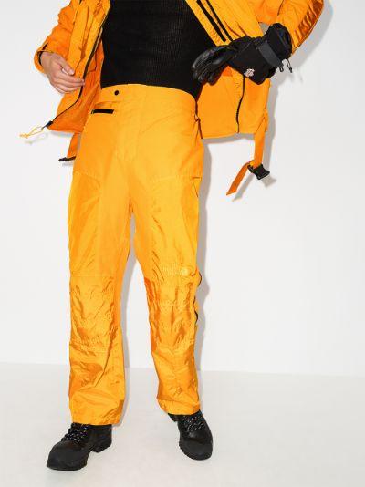yellow Steep tech trousers