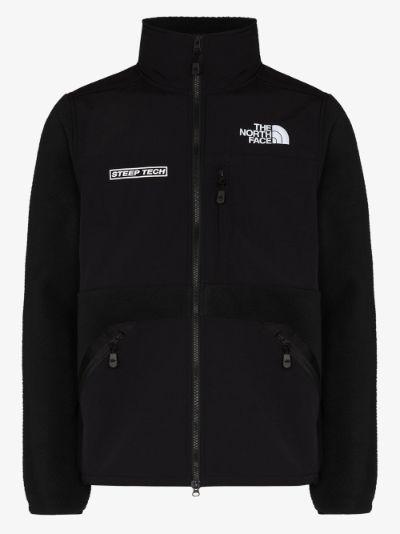 black Steep Tech fleece jacket