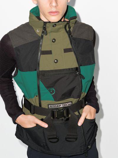 Green Steep Tech Apogee Padded vest