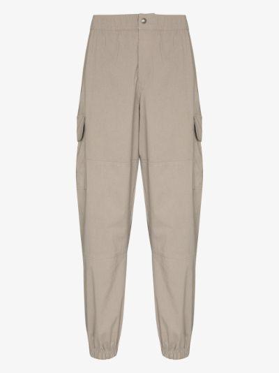grey Street Cargo Trousers
